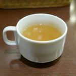 HIRO - セットのスープ