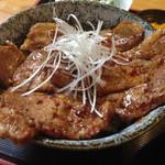 潮太郎 - 豚丼!!