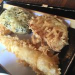 竹やぶ - 天ぷら