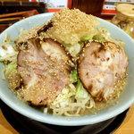 麺や 阿修羅 - 新メニューの阿ッ修の小(麺200g) 二郎系の札幌阿修羅アレンジ