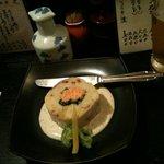 山葵 - ポテトサラダ