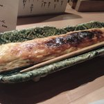 旬采遊膳 あつみ - 桜えび焼きかまぼこ
