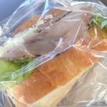 サンエトワール - 108円セールのポテトサンド