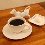 カフェ キュアー - ドリンク写真:厳選されたスペシャリティーコーヒーのみを丁寧にハンドドリップしております。