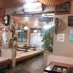 古式手打うどんそば 達磨 - 店内写真