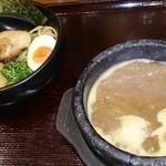 眞 - 眞心つけ麺ハーフ