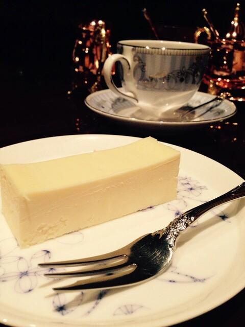 皇琲亭 - 濃厚チーズをそのまま食べているような凄さ