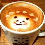 シーズカフェ - 可愛いラテアート