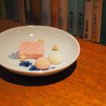草枕 - 和三盆のお菓子