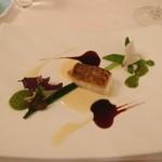 シェムラブルリス - 真鯛のポワレ