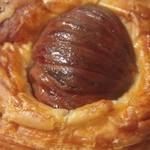 boulangerie favori - 渋皮和栗デニッシュ