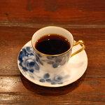 廣屋珈琲店 - 料理写真:廣屋ブレンド珈琲 ミディアム