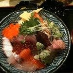海鮮どん - 海鮮丼 1000円