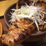 留萌マルシェ - 豚丼(1100円)