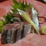 44171778 - 秋刀魚の刺身