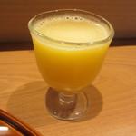 さ行 - フルーツミックスジュース