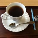 レストランビューやはず - 食後のコーヒーは中々の一品です。