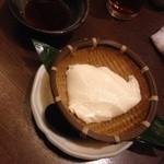 月の蔵人 - ざる豆富