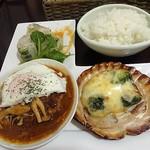 ポレポレ - 料理写真:限定10食のランチ