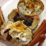 燕慶園 - 上海蟹 蒸し蟹