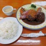 洋食 ZORO - 限定セット2015.11.06
