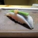 銀座 柳寿司 三代目 - さわら