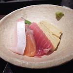 産直青魚専門 御厨 - 刺身
