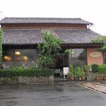 モンペットクワ - 田主丸駅前にある、喫茶レストラン。
