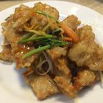 隆福 - 中華風酢豚
