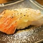 鮨 棗 - キンキ