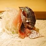 鮨 棗 - 秋刀魚