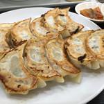 福泰厨房 - W餃子定食