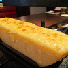ラクレットチーズのオーブン焼き