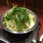 三十四代目 圓蔵 - 天草大王を使った鍋