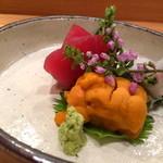 Sumiyakiunagishun - 料理写真:夜の部、おまかせコース例