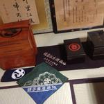 佐藤屋 - 店に隣接する座敷蔵では、不定期ですがひな人形や五月人形、歴代の道具などを公開しております。