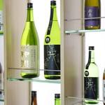 戸田家 - ドリンク写真:「しんわダイニング天地海」三重の地酒