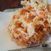 まるみ亭 - 料理写真:看板のサクラエビのかき揚げ