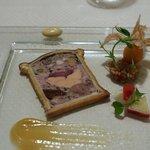ロワール - パタンクルート:猪、フォアグラ、鹿肉のパテ