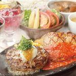 ステーキハンバーグ&サラダバー けん -