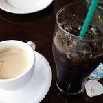トラットリア シェ ラパン - コーヒー&アイスコーヒー