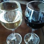 トラットリア シェ ラパン - グラスワイン(白・赤)