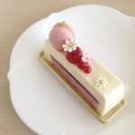 むすびcafé - 料理写真:花簪〜はなかんざし〜着物の似合う街川越。簪をイメージしたケーキです。