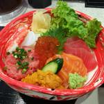 44187944 - 北海海鮮丼