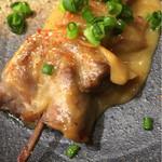 串かつ でんがな - なにわ名物☆土手焼き ネギか生姜か薬味選べるnice