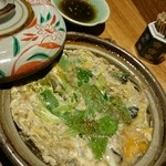 海舟 - 料理写真:活きどじょうの柳川鍋