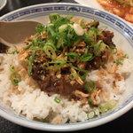 4419324 - 魯肉飯(ルーローファン)