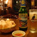 タイカントリー - プーケットビール ¥600