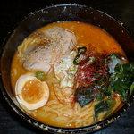 麺屋 玄徳 - 辛胡麻ラーメン