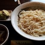 44190167 - 肉汁うどん天ぷら